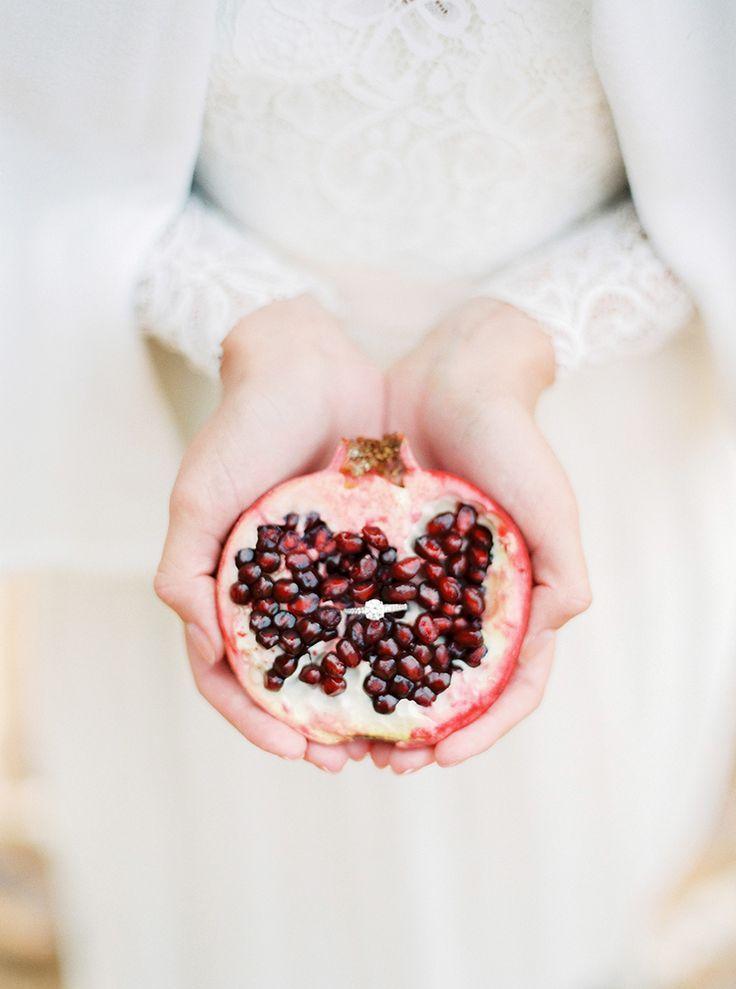 Красивые картинки с гранатовой свадьбой, иду тебе любимый
