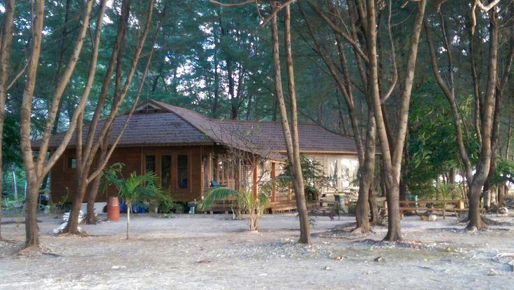 Villa pulau payung