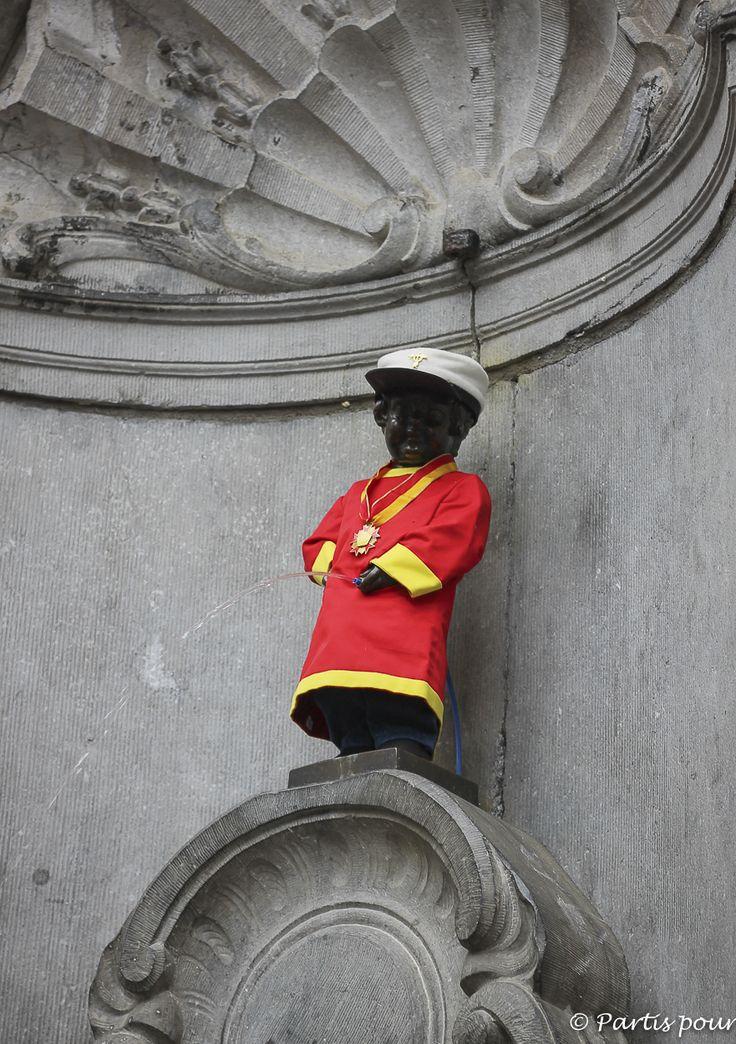 Le Manneken Pis, nos bonnes adresses à Bruxelles, le centre