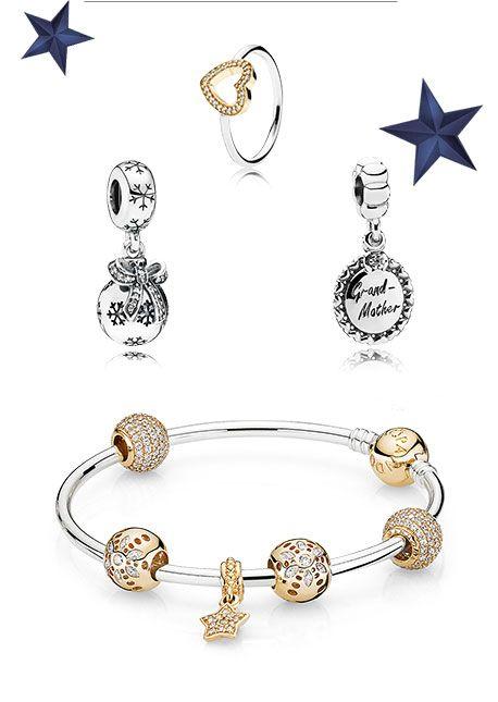 Wish for piece of gold, or even better 14k #PANDORA #wishlist #giftidea #PANDORAbracelet