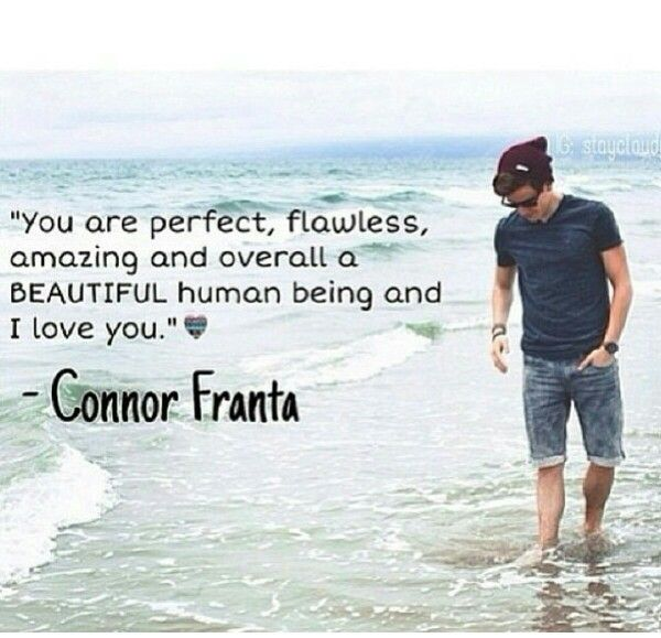 You Are Amazing And I Love You: 89 Best Images About {Connor Franta} On Pinterest