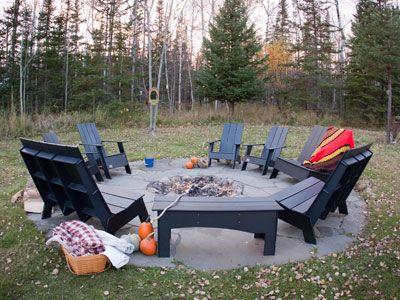 I like this idea for sitting around fire with friends :): Backyard Ideas, Farmhouse Dreams, Backyard Bbq, Dinners Ideas, Backyard Fire, Firepit, Backyard Wedding, Backyard Options, Fire Pit