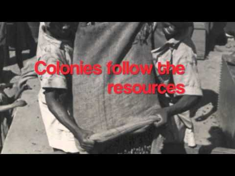 A brief explanation of colonialism the concept and a very quick general history. http://www.unboringlearning.com