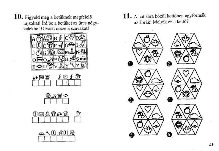 Fejtörők, rejtvények 2. (7-8 éveseknek) - Kiss Virág - Picasa Webalbumok
