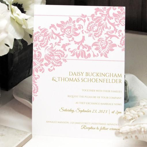 Best Wedding Invitation Templates Ideas On Pinterest Diy