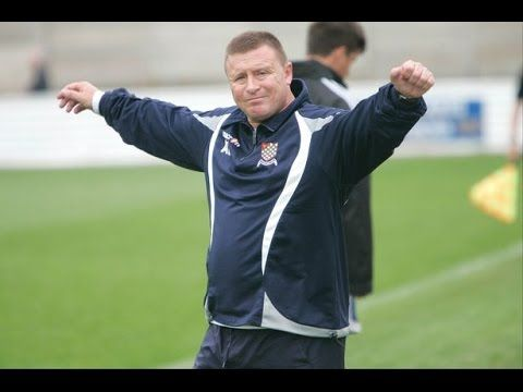 Chesham United manager Andy Lees interview after win vs St Neots Town