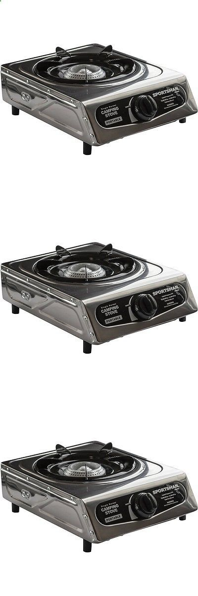 Camping Stoves 181386: Burner Gas Stove Camping Portable Outdoor Cooking Backyard Propane Griddle -> BUY IT NOW ONLY: $36.64 on eBay!