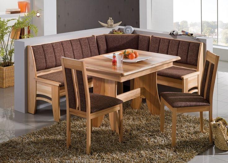 Eckbankgruppe Sami Essgruppe Tischgruppe Holz Kernbuche Massiv 20933. Buy  Now At Https://