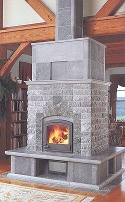 Alaska Masonry Heat - Offering Tulikivi Soapstone Fireplaces, Bakeovens, and Stoves, the Ultimate Masonry Heater.