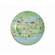 18 best seletti images on pinterest dishes dinner plates and love these seletti map plates gumiabroncs Gallery