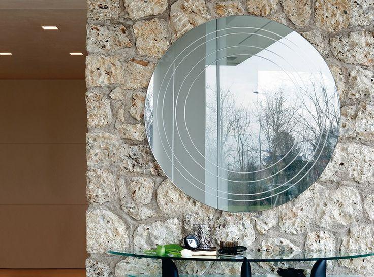 Ring Modern Wall Mirror by Cattelan Italia - $835.00
