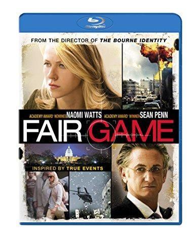 Naomi Watts & Sean Penn & Doug Liman-Fair Game