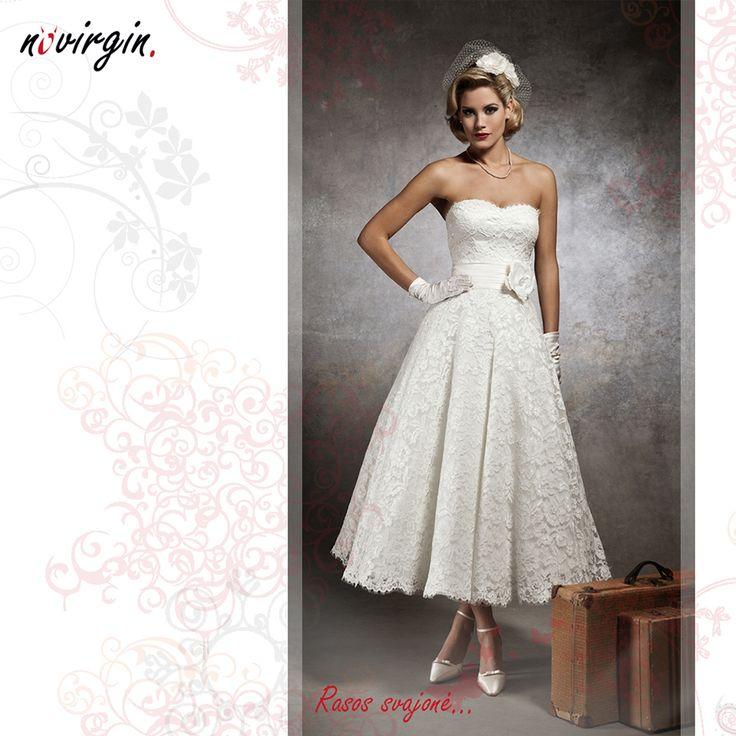 Rasos vestuvinė suknelė / Wedding dress for Rasa