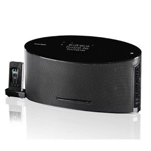 Harman Kardon MS 150 - A high-performance stereo system with a CD player, FM tuner and dock for your iPod/iPhone device