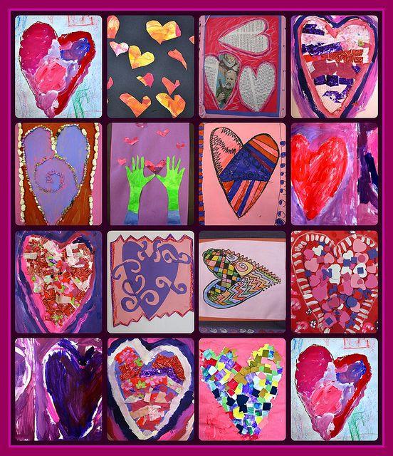More Heart Art