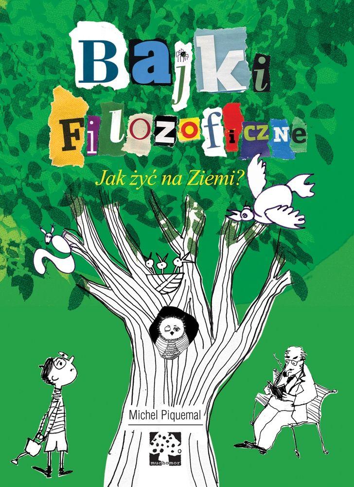 Ekologiczne Bajki Filozoficzne | Gry planszowe, książki i zabawy dla dzieci - Pomyslnik.pl