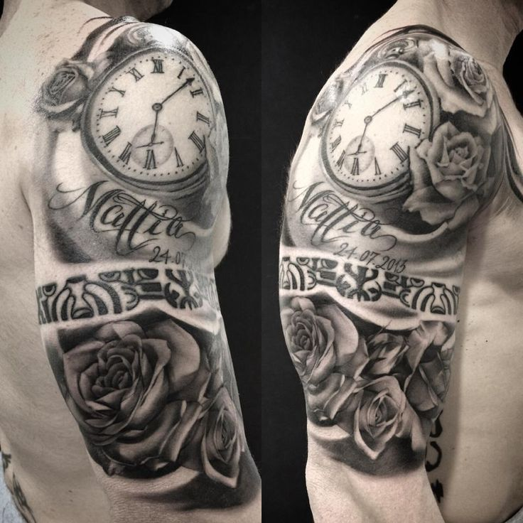 17 best images about ink on pinterest tattoos of hearts for 1 4 sleeve tattoo