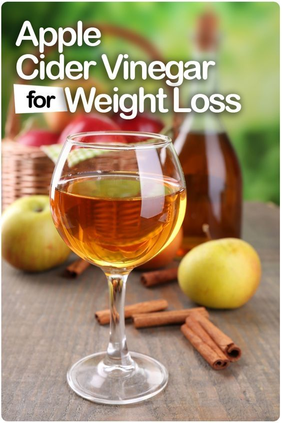 Apple Cider Vinegar for Weight Loss by ellie.23
