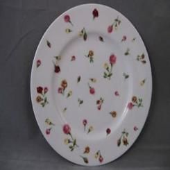 Royal Albert Country Rose Buds Dessert Plate