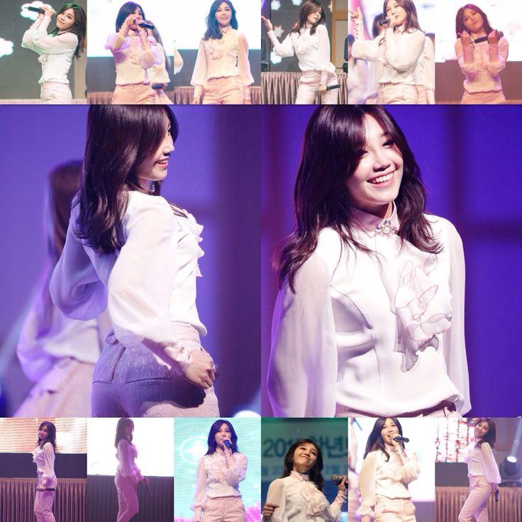 Jung Eun Ji - Stage Performance