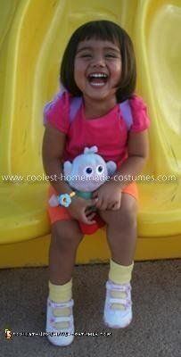 Coolest+Homemade+Dora+Costume