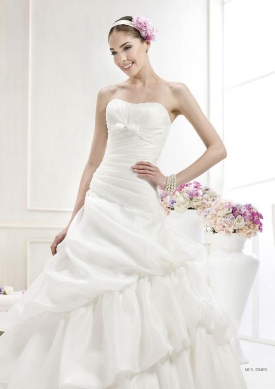 Collezione abiti da sposa #Colet 2012, abito da #sposa 63460