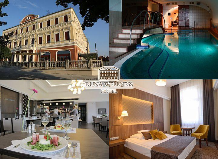 Mai utazás Belföld Kupon - 50% kedvezménnyel - Mai utazás Belföld - Pihenés Baján a Duna Wellness Hotelben! Most 3 nap 2 éjszaka szállás 2 fő részére félpanziós ellátással most kedvező áron 59 800 Ft helyett 29 990 Ft-ért! Most fizetendő: 4 500 Ft!.