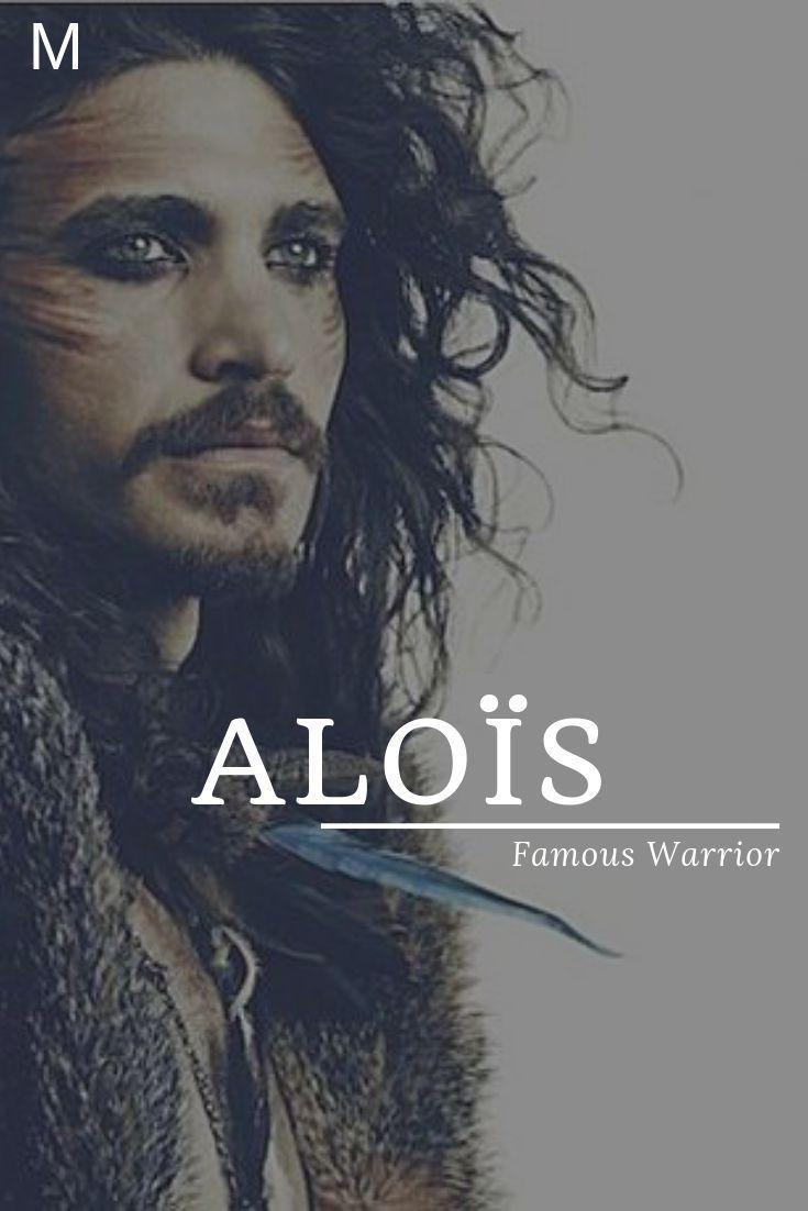 """Alois, was """"Berühmter Krieger"""" bedeutet, tschechische"""