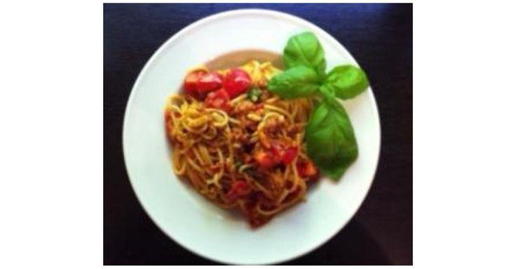 Vapiano Pasta - Pesto Rosso