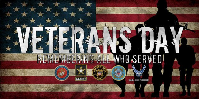 To those who have served, are serving, and will be serving in our military, Thank You!