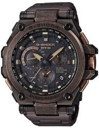 Casio G-Shock MT-G - Solar - GPS - Atomic - Stainless - Rose-Gold - 200m - Date