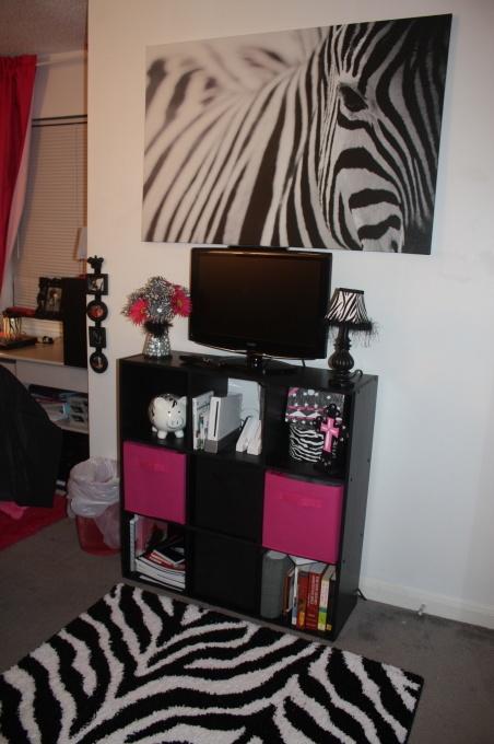 259 Best Pink And Zebra Print Images On Pinterest Bedroom Ideas Bedrooms And Bedroom Girls