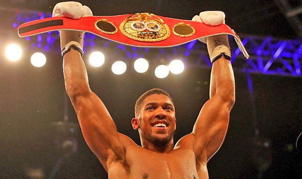 Anthony Joshua: IBF champion expected to fight Joseph Parker after Dominic Breazeale win