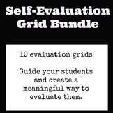 Rubrics: Self Evaluation and teacher assessment rubrics