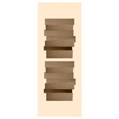 Abstraction poster från Ferm Living är en del av en vacker serie av abstrakt konst från Ferm Living....