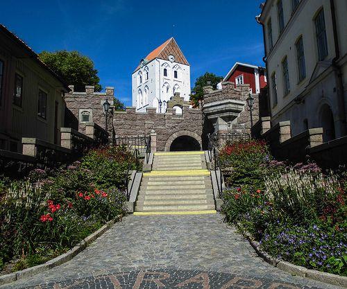 Heliga Kors kyrka, Ronneby, Blekinge