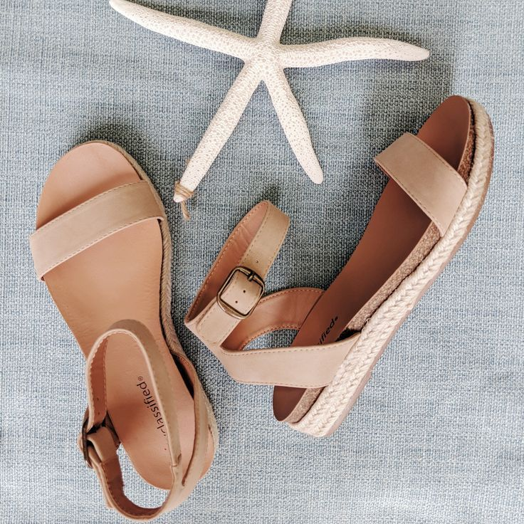 City Classified Espadrille Sandals in