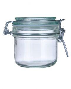 Słoik 250 ml, szkło  /  Jar 250ml, glass