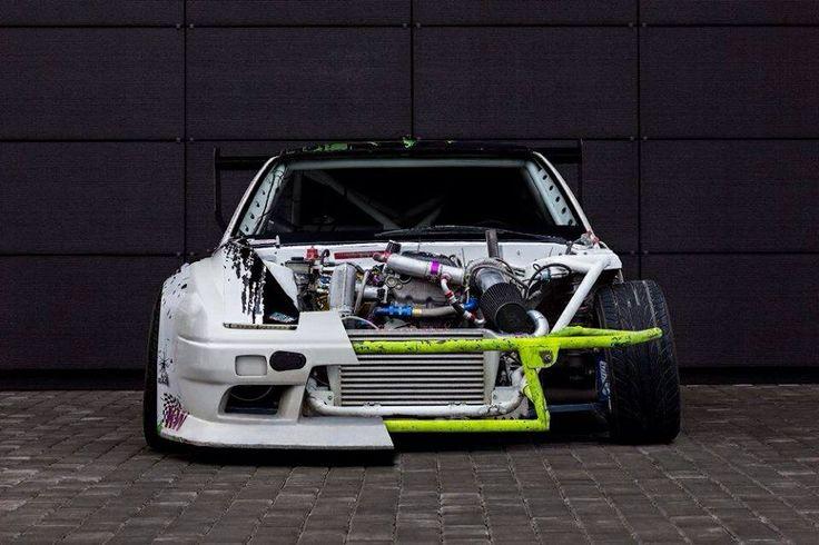 Drift Scene Nissan Silvia Pinterest