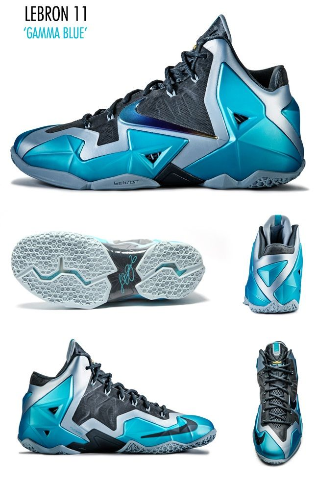 Lebron 11 'Gamma Blue' TipChallenger, test you skill and knowledge of sport and share in $5,000 Daily Jackpot. Do you have what it take to beat the Challenger?