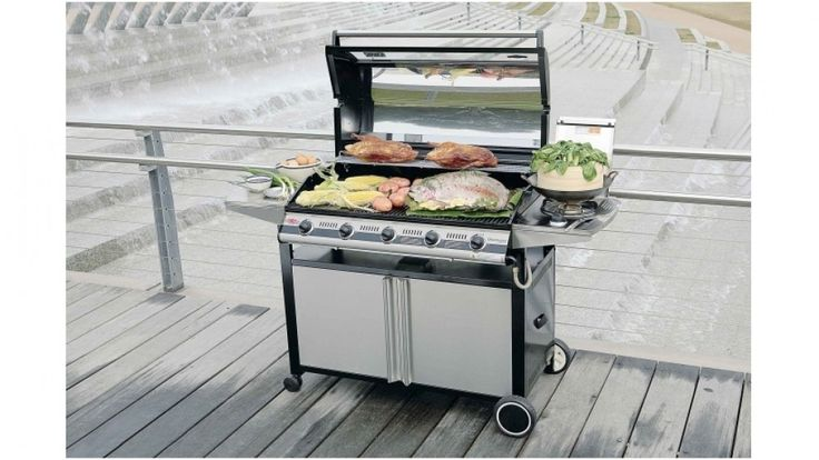 Beefeater Discovery Plus 5 Burner BBQ