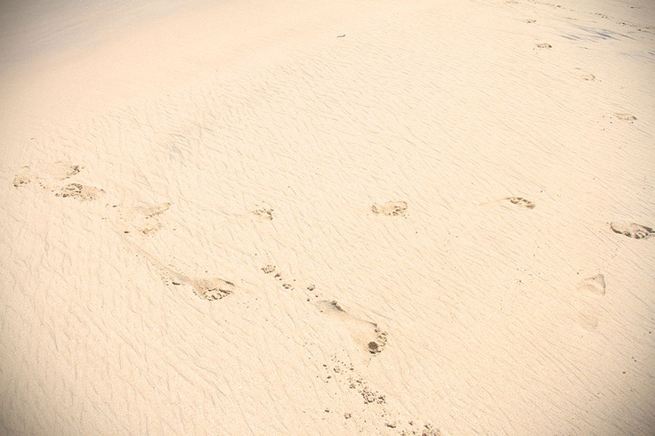 Footprints left in the soft white sand of Dreamland Beach may be erased by the tides, but memories of this magnificent place may not be easily forgotten.