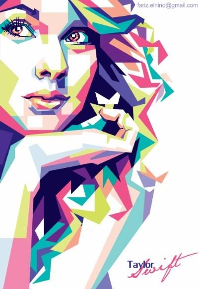 Taylor Swift in #WPAP