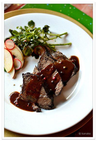 ✽牛ほほ肉の赤ワイン煮✽ by kanakoさん | レシピブログ - 料理ブログ ...