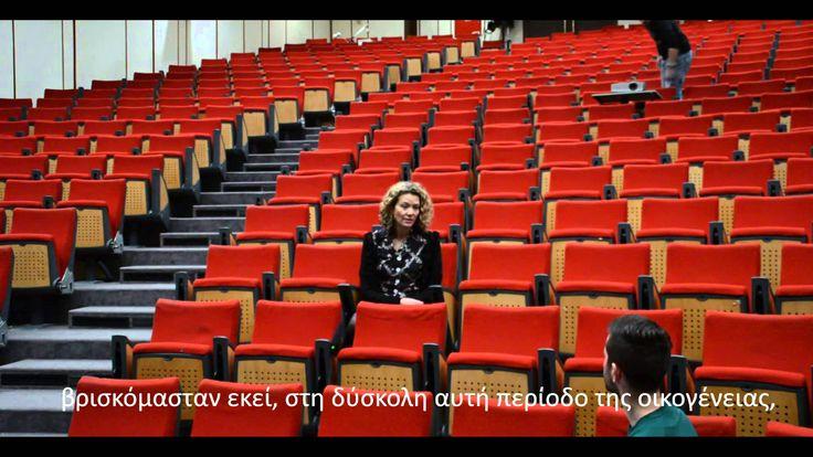 Interview with #Director Emma Davie | #AegeanDocs