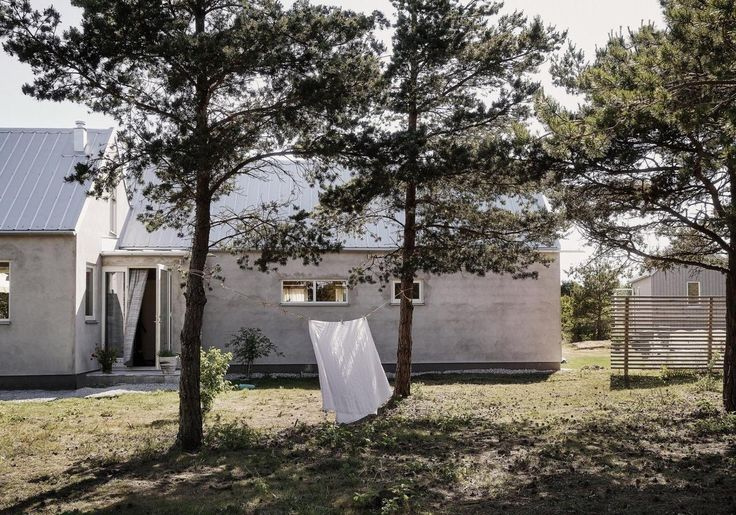 Summerhouse dream on the island of Gotland in Sweden