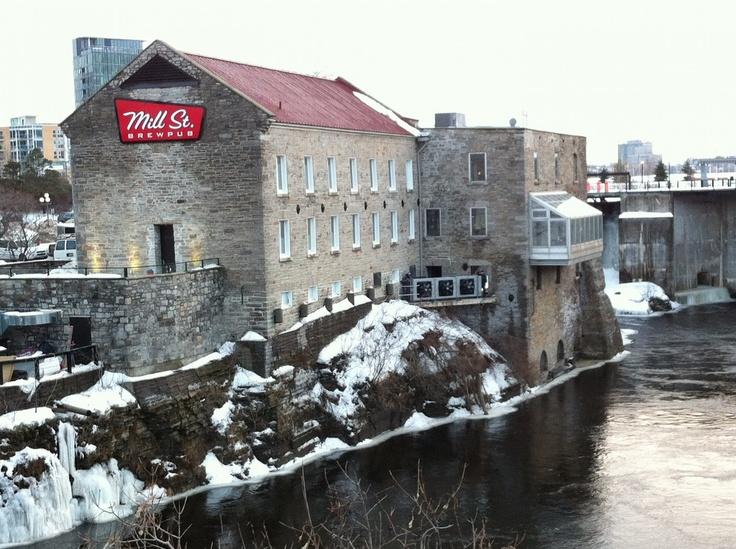 Mill Street Brew Pub - Ottawa