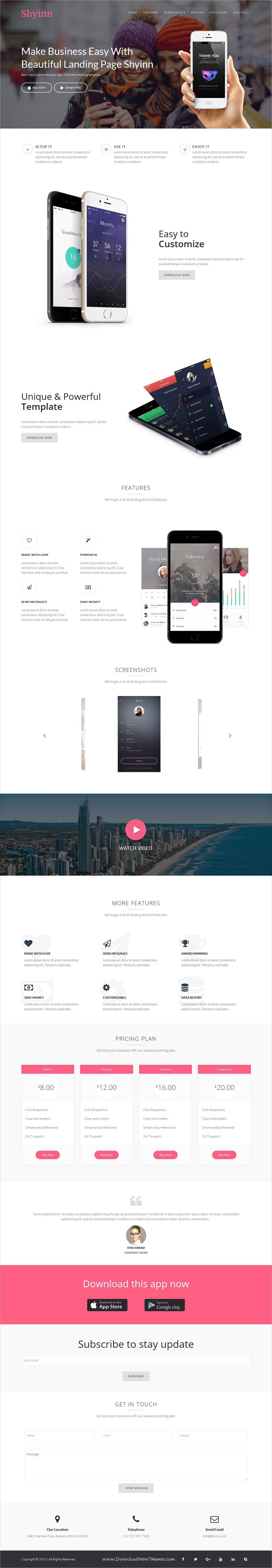 Pretty 1 Page Proposal Template Thick 1 Week Calendar Template Rectangular 1 Year Experience Resume In Java J2ee 10 Envelope Template Young 2 Column Blogger Template White2 Page Resume 2016 Best Responsive Joomla Theme Collections: A Collection Of Design ..