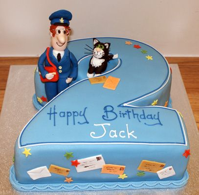 This can be done so that the cake is the number your son is going to be. This is £100 with the figures and letters around the side of the cake