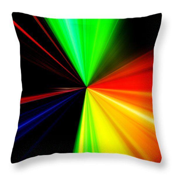 All Throw Pillows - Bagliore di luce colorata Throw Pillow by Orazio Puccio #business #b2bmarketing #socialmediamarketing #contentmarketing #marketingtips #digitalmarketing #marketing